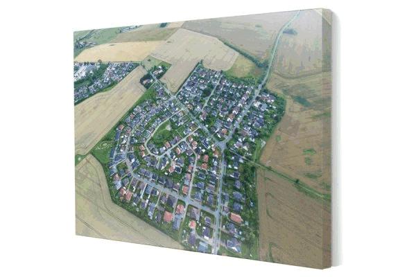 Luftbildaufnahme von Neu Broderstorf für 59 €